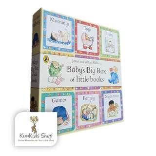 Baby's big box of little books