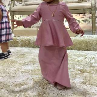 Peplum Kids - Tailor made