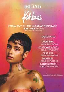 Kehlani at The Island Ph
