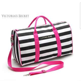 FREE POS Victoria's Secret Travel Bag