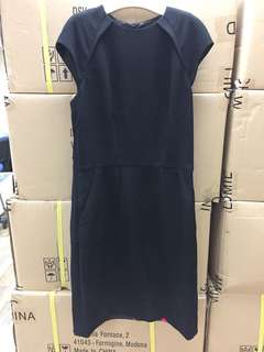Ted baker black dress Sz small