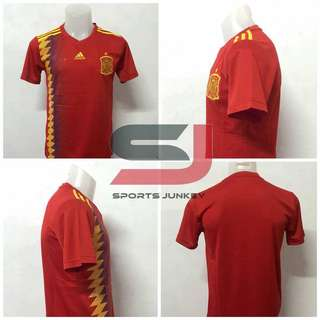 Jersi spain home wc2018