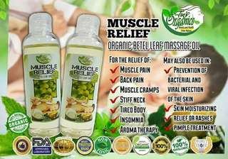 Muscle relief