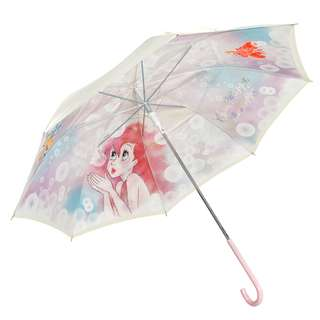 Japan Disneystore Disney Store Ariel the Little Mermaid Jump type Umbrella