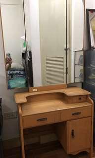 Detachable Mirror Cabinet
