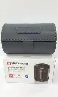 Brand New Lifetrons Switzerland DrumBass III Bluetooth Speaker