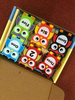 owl balance blocks