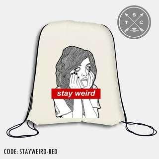 Sale! Drawstring Bag