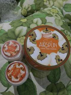 AUTHENTIC! Coty Airspun Trial Jar 10g