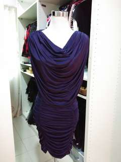 Dressing paula -pruple