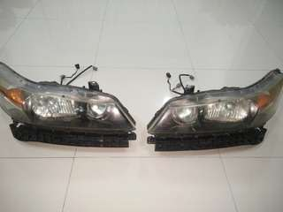 Honda Stream RSZ (RN6-9) HIS head lamp