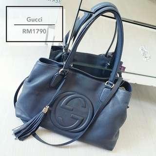 Gucci Soho 2-way bag