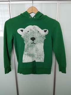 Esprit polar bear hoodie