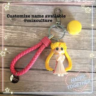 Keychain customized
