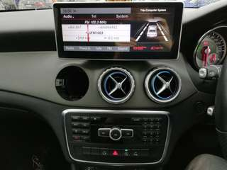 Mercedes GLA 10.2 inch touch screen with Android