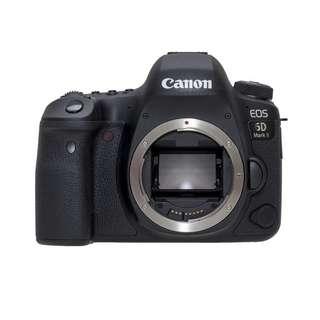 Rent: Canon 6D Mark II