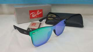 Justin Blaze Polarized