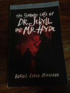 The Strange Case of Doctor Jekyll and Mr Hyde