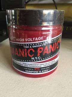 Manic Panic Semi-Permanent Haircolor cream