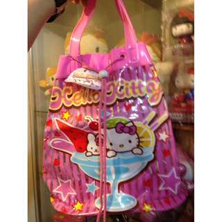 Original Sanrio Hello Kitty Drawstring Bag