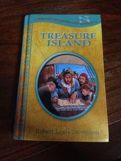Treasure Island ROBERT LOUIS STEVENSON Illustrated classics