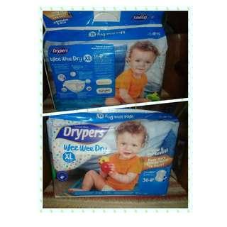 Drypers Diaper