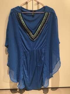 H&M beautiful kaftan dress