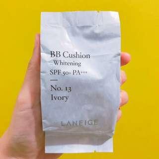 Laneige - BB Cushion Whitening SPF50+ PA+++ REFILL