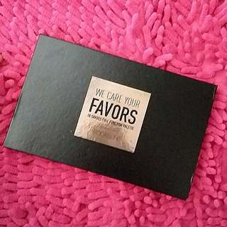 FOCALLURE WE CARE YOUR FAVORS 18 SHADES EYESHADOWS PALETTE 02 NEUTRALS FREE ONGKIR