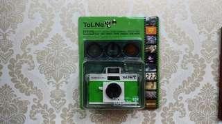 絕版TolNe  lomo玩具相機 tomy takara 底片相機 復古相機