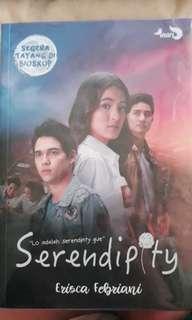 Buku Serendipity
