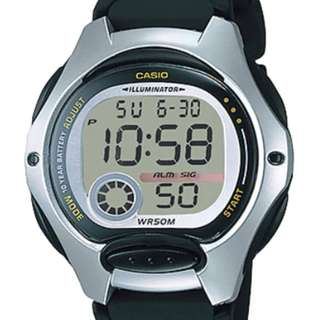 Casio Watch LW-200-1AVDF