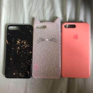 iPhone 7/8 PLUS Phone Case (Set)