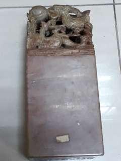 ShouShan Old Stone 寿山石老印章