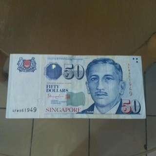 $50/9head 9 Tail Singapore.