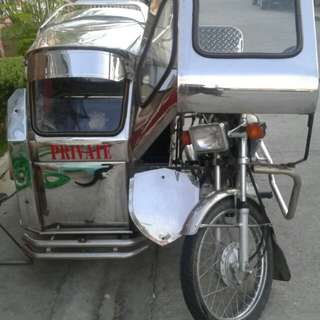 Honda TMX 125 With Pure Stainless SideCar Negotiable
