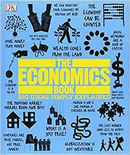 The Economics Book (ebook) by DK Publishing