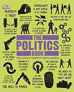 The Politics Book (ebook) by DK Publishinh