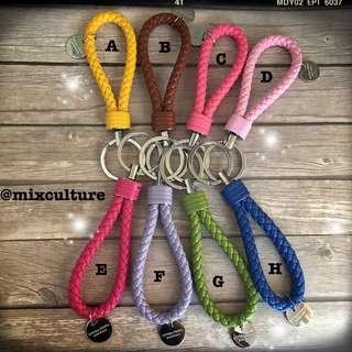 Key Chain pu leather