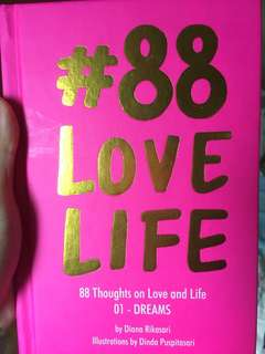 #88 Love Life by Diana Rikasari