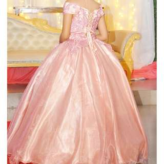 BALL GOWN FOR DEBUT, PROMENADE & OTHERS