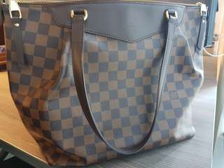 LV Louis Vuitton Damier Westminster GM