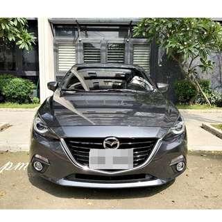 15/Mazda 3 2.0L