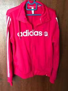 Adidas Jacket (Pink Colour )
