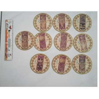 庫洛魔法使 庫洛牌 收藏卡 玩具卡 (只有這幾張,不面交/議價/換物/平信/退換/批貨)