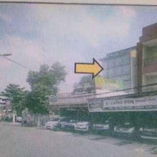 DIJUAL Ruko 3.5 Lantai, Harga Miring di Pinggir Jalan CIRENDEU RAYA