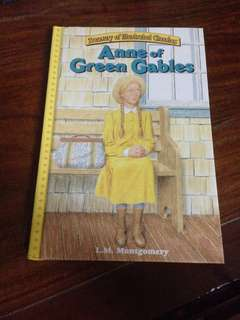 Anne of Green Gables Illustrated classics