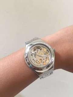 Jam swatch automatic
