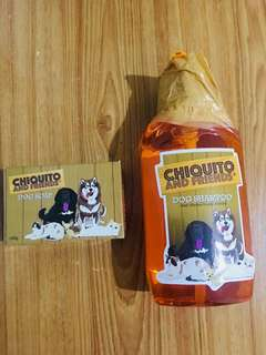 Chiquito and Friends Shampoo and Soap