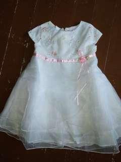 Pre loved baby dress